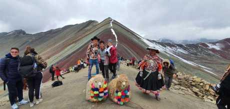 Rainbow Mountain 1D