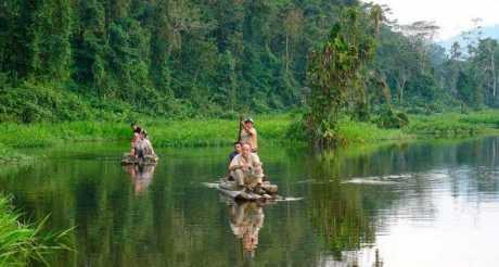 Manu Jungle 3D/2N